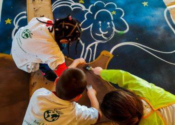 animation graffiti école - animation street art
