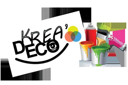 Kreadeco – décoration intérieure et extérieure- fresques murales et trompe l'oeil