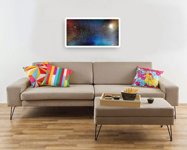 tableau space painting graffiti