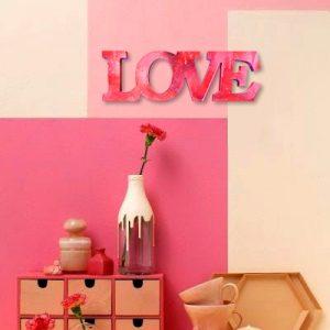 lettres streetart décoration intérieure