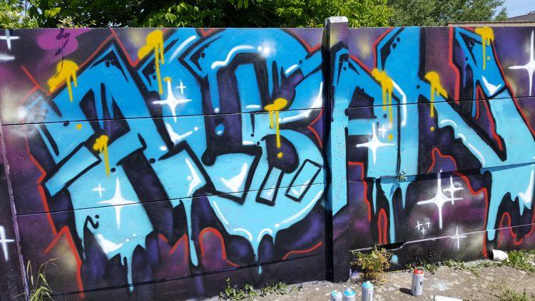 cours et initiation graffiti