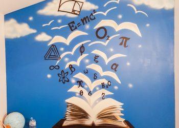 décoration graffiti chambre d'enfant garçon